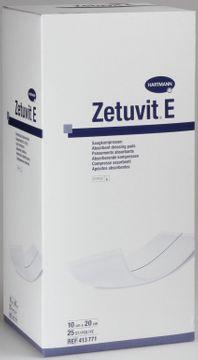 Zetuvit E sterilt absorptionsförband, 10x20 cm 25 styck