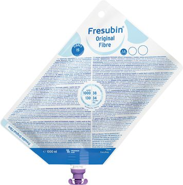 Fresubin original fibre sondnäring 8 x 1000 milliliter