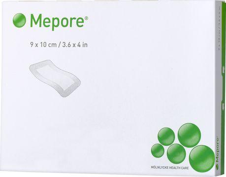 Mölnlycke Health Care Mepore Självhäftande sterilt förband 9x10 cm. 5 st