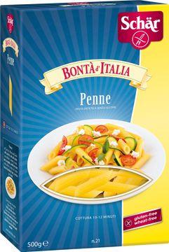 Schär Pasta Glutenfri pasta, penne (rör) 500 gram