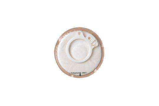 Coloplast uro Minicap Assura 2-dels absorptionsbandage, sluten beige påse, Minicap för urost 30 styck