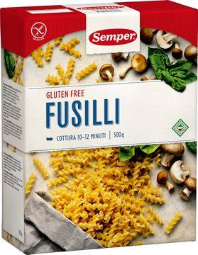 Semper Pasta pasta, fusilli (spiraler) 500 gram