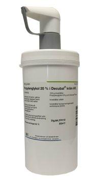Propylenglykol i Decubal kräm APL Kräm 20 % 460 gram