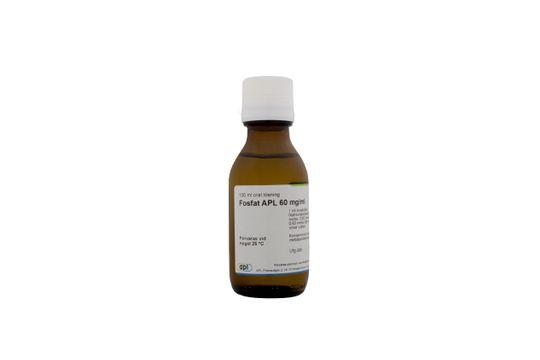Fosfat APL Oral lösning 60 mg/ml 100 milliliter