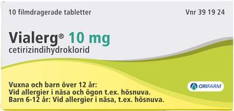 tablett mot magont