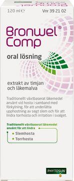 Bronwel Comp Oral lösning Växtbaserat läkemedel, lösning, 120 ml