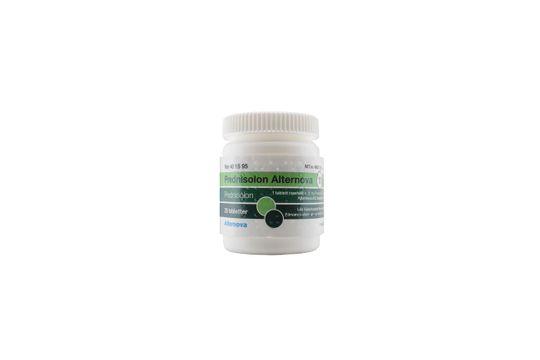 Prednisolon Alternova Tablett 10 mg Prednisolon 25 tablett(er)