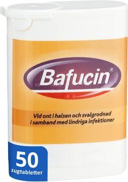 Bafucin Sugtablett 50 styck