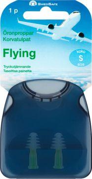 SwedSafe Flygproppar Small Öronproppar, 1 par