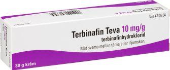 tabletter mot fotsvamp