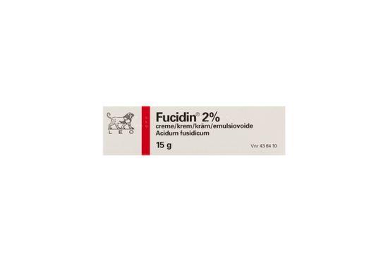 Fucidin Kräm 2 % Fusidinsyra 15 gram