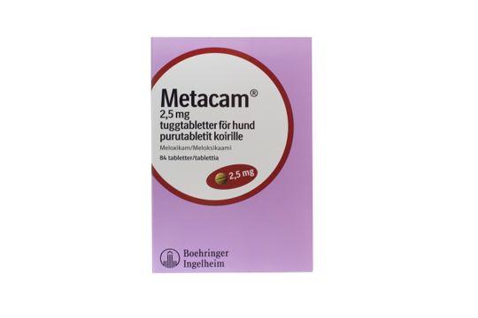 Metacam för hund Tuggtablett 2,5 mg 84 tablett(er)