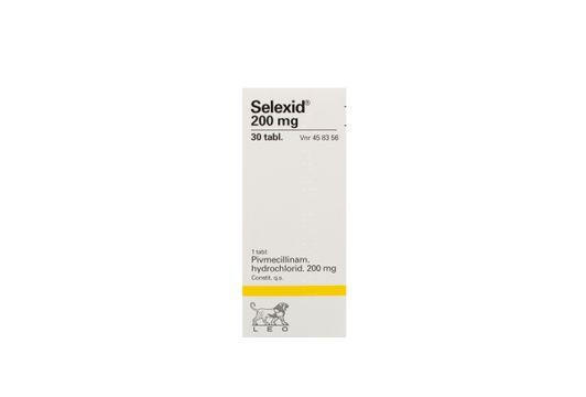 Selexid Filmdragerad tablett 200 mg Pivmecillinam 30 tablett(er)