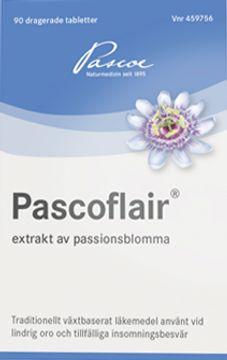 Pascoflair Insomningsbesvär Dragerad tablett, 90 st