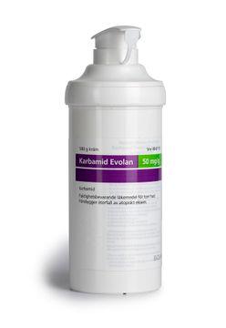 Karbamid Evolan 50 mg/g Karbamid, kräm, 500 g