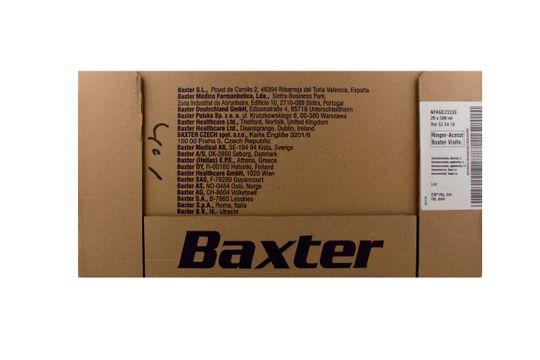 Ringer-Acetat Baxter Viaflo Infusionsvätska, lösning 20 x 500 milliliter