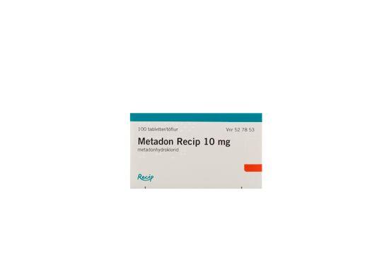 Metadon Meda Tablett 10 mg 100 styck