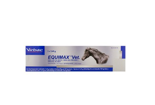 Equimax vet Oral gel 7,49 gram