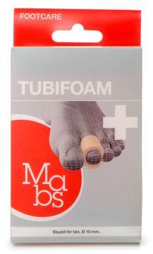 Mabs Tubifoam Tå/fingerskydd, 2 st