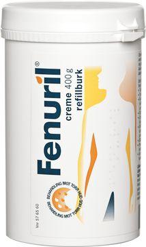 Fenuril Kräm Karbamid + natriumklorid 400 gram