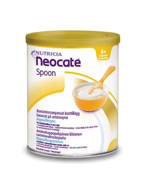 Neocate Spoon pulver, kosttillägg 400 gram