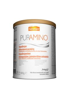 Nutramigen PURAMINO pulver 400 gram
