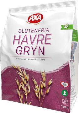 AXA Glutenfria havregryn 750 g