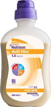 Nutricia Nutrison Multi Fibre Sondnäring. 12x500 ml