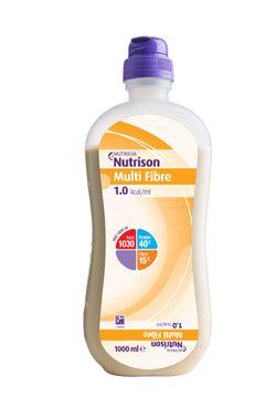 Nutricia Nutrison Multi Fibre Sondnäring. 8x1000ml
