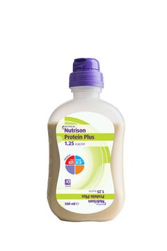 Nutricia Nutrison Protein Plus Sondnäring. 12x500 ml