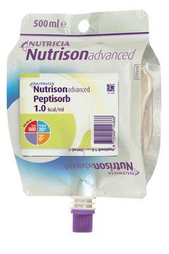 Nutricia Nutrison Advanced Peptisorb Sondnäring. 12x500ml