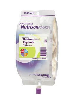 Nutricia Nutrison Advanced Peptisorb Sondnäring, 8x1000 ml