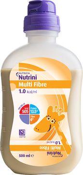 Nutricia Nutrini Multi Fibre Sondnäring för barn. 12x500ml