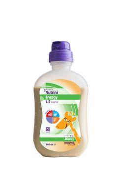 Nutricia Nutrini Energy Sondnäring för barn. 12x500 ml
