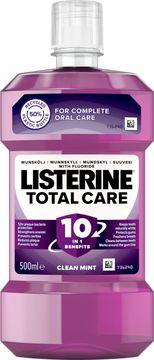 Listerine Total Care Munskölj Munskölj, 500 ml