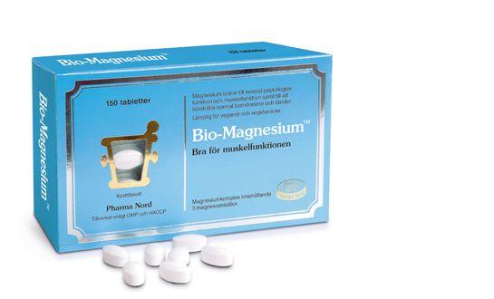 Pharma Nord Bio-Magnesium 150 tabletter