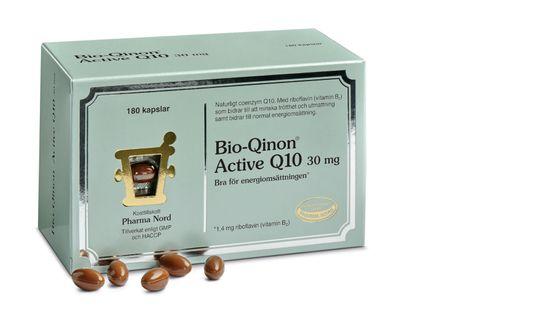 Pharma Nord Bio-Qinon Active Q10 30 mg 180 st