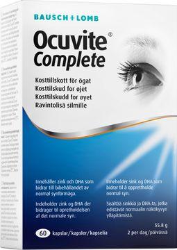 Ocuvite Complete Kosttillskott 60st