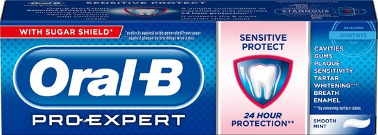Oral-B ProExpert Sensitive Protect Tandkräm, 75ml