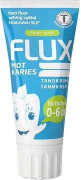Flux Junior Tandkräm Tandkräm för barn, 50 st