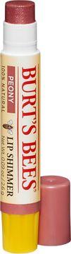 Burt's Bees Lip Shimmer Peony Tonad läppcerat, 2,6 g