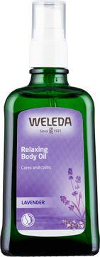 Weleda Lavender Relaxing Body Oil Kroppsolja, 100 ml