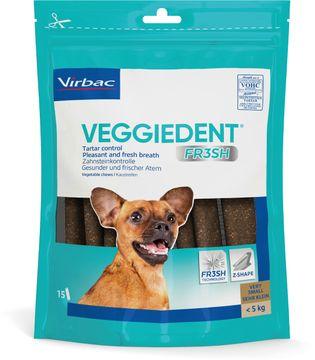 VeggieDent FR3SH Tuggpinnar 120 g