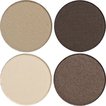 IDUN Minerals Eyeshadow Palette Lejongap Ögonskugga, 4 g
