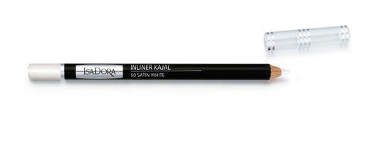 Isadora Inliner Kajal 50 Satin White
