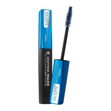 Isadora Build-Up Mascara Extra Volume Waterproof 23 Dark Blue