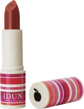 IDUN Minerals Matte Lipstick Jungfrubär Läppstift, 4 g