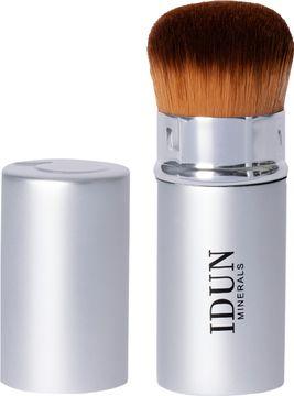 IDUN Minerals Retractable Kabuki Brush Sminkborste, 1 st