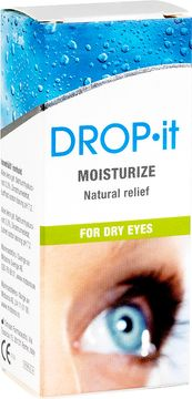 Drop-it Moisturize Dry eyes ögondroppar Ögondroppar, 10 ml