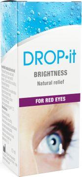 Drop-it Brightness Red eyes ögondroppar Ögondroppar, 10 ml